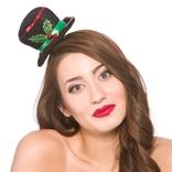 Mini Snowman Hat