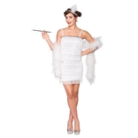 Showtime Flapper - White