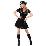 Gunslingin Cowgirl