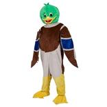 Mallard Duck Mascot