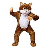 Terrific Tiger Mascot