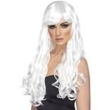 White Desire Wig