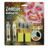 Zombie Makeup Kit / Peeling Skin