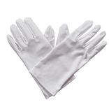 White Gents Gloves