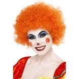 Orange Crazy Clown Wig