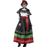 Day Of The Dead Se±orita Costume