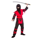 Ninja Assassin - Black / Red