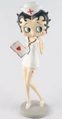 Betty Boop - Nurse Costume
