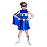 Super Hero - Blue
