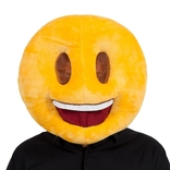 Smiling Emoji Mask