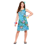 Hawaii Dress - Orchid Ocean