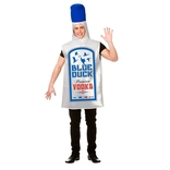 Blue Duck Vodka Adult Costume
