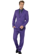 Purple - Stand Out Suit