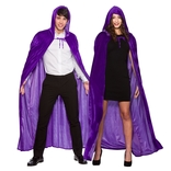Purple Deluxe Velvet Cape