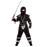 Ninja Assassin - Black Silver