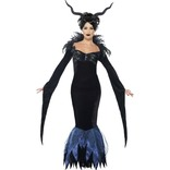 Lady Raven Costume