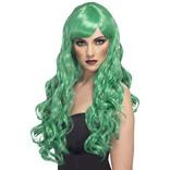 Green Desire Wig