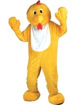 Deluxe Chicken Mascot