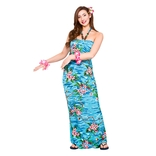 Hawaii Maxi Dress - Orchid Ocean