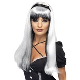 White Bewitching Wig