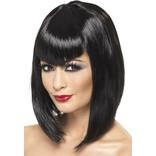 Black Vamp Wig
