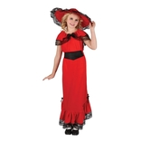 Victorian Lady - Red