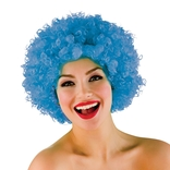 Funky Afro - Blue