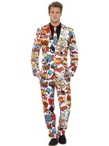 Comic Strip - Stand Out Suit