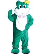 Deluxe Frog Mascot