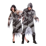 Zombie Robe With Hood - Adult