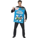 Cereal Killer Costume