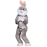 Funny Rabbit Mascot