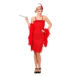 Jazzy Flapper (red)