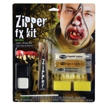 Deluxe Zipper Fx Kit - Zombie