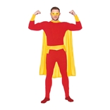 Super Hero - Red/yellow