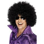 Black Afro Wig, Mega-huge