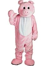 Deluxe Pig Mascot