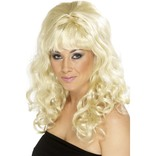 Blonde Beehive Beauty Wig