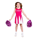 Cheerleader - Hot Pink