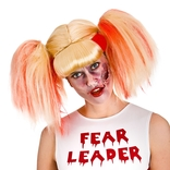 Zombie Cheerleader Wig