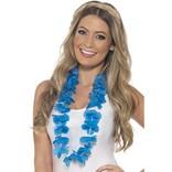 Blue Hawaiian Lei