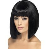 Black Coquette Wig