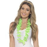 Green Hawaiian Lei