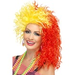 80's Fun Girl Crimp Wig