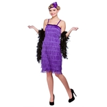 Jazzy Flapper (purple)
