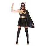 Hot Super Hero - Black/gold