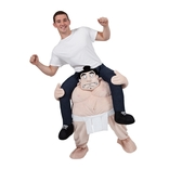 Carry Me Sumo Wrestler