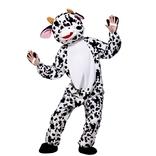 Cute Cow Mascot
