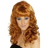 Auburn Beehive Beauty Wig