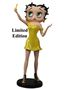 Betty Boop - Taking Selfie Gold Glitter